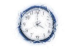 Frozen time ('Frozen serie') Stock Image