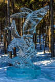Frozen in time. Royalty Free Stock Image