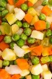 Frozen vegetables for soup Stock Photo