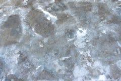 Frozen wall texture Stock Photo