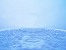 Frozen Water Flowing Abstract Background Royalty Free Stock Photo
