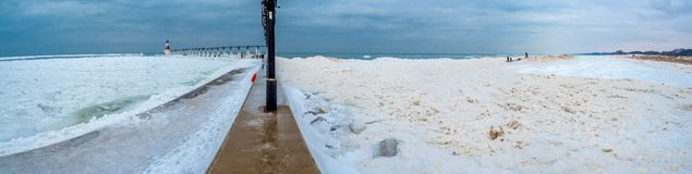 Ice Ice Baby stock photography