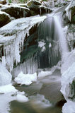 Frozen Waterfall Royalty Free Stock Image