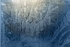 Free Frozen Window-glass4 Stock Photography - 1222502