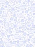 Frozen Window Pattern Royalty Free Stock Images