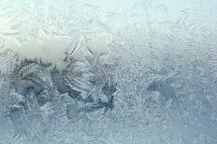 frozenned стекло Стоковые Фото