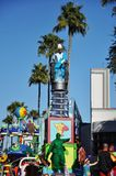 Frozone et caractère de jouet en monde Orlando de Disney Photo stock