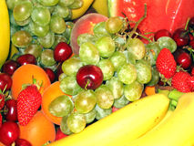 Frucht 02 Lizenzfreie Stockfotos