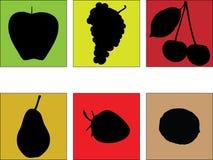 Frucht vektor abbildung