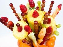 Frucht-Blumenstrauß Lizenzfreie Stockbilder