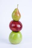 Frucht colomn Lizenzfreies Stockbild