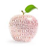 Frucht des Geistes vektor abbildung