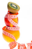 Frucht-Diät Stockbilder