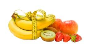 Frucht für eine gesunde Nahrung Lizenzfreie Stockbilder