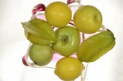 Frucht gelblich-grün Stockfotografie