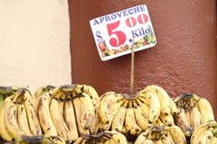 Frucht im Markt Lizenzfreies Stockbild