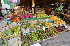 Frucht klemmt in Kota Kinabalu Sabah fest Stockfotos