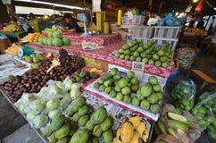 Frucht klemmt in Kota Kinabalu Sabah fest Lizenzfreie Stockfotos