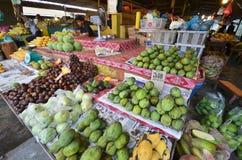 Frucht klemmt in Kota Kinabalu Sabah fest Stockfotografie