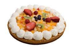 Frucht-Kuchen Stockbilder