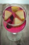 Frucht-Kwaß stockbilder