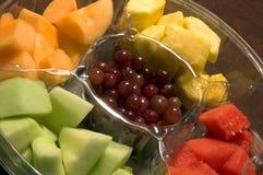 Frucht-Mehrlagenplatte lizenzfreie stockbilder