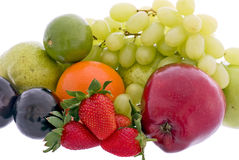 Frucht-Mischung Lizenzfreie Stockbilder