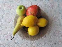 Frucht-noch Leben Lizenzfreie Stockfotos