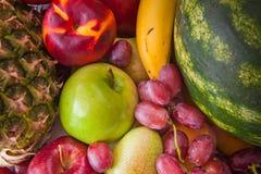 Frucht-noch Leben Stockfotos