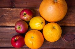 Frucht-noch Leben lizenzfreies stockfoto