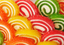 Frucht-Süßigkeiten Stockfotos