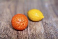 Frucht-Seifen Stockbild