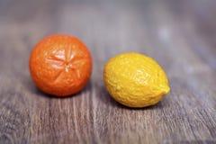 Frucht-Seifen Lizenzfreies Stockfoto
