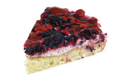 Frucht-Torte Stockfotos