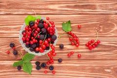 Frucht und Beeren Stockfotos