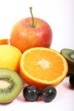 Frucht-Vitamin-Salat stockfoto