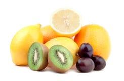 Fruchtanordnung lizenzfreie stockfotografie