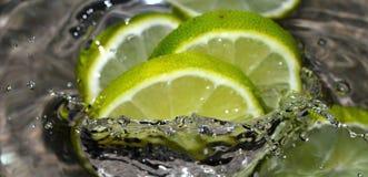 Fruchtauswirkung Stockfoto