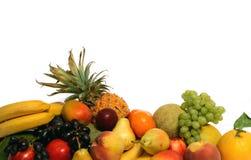 Fruchtbildschirmanzeige trennte Lizenzfreies Stockbild
