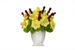 Fruchtblumenstrauß Stockbilder