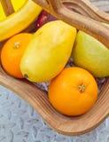 Fruchterscheinen Stockfotografie