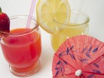 Fruchtgetränke lizenzfreie stockfotos