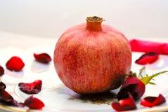 Fruchtgranaten. lizenzfreie stockfotografie