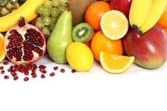 Fruchthintergrund stockfotografie