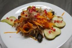 Fruchtiger Salat Lizenzfreie Stockbilder