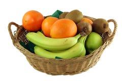 Fruchtkorb Stockbilder