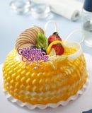 Fruchtkuchen lizenzfreie stockbilder