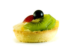 Fruchtkuchen Stockfotografie