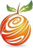 Fruchtlogo Stockbild