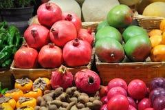 Fruchtmarkt Stockfoto